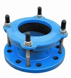 Coupling and flange 1